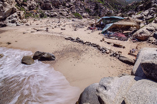 Wild collective camp - Ikaria August 2015