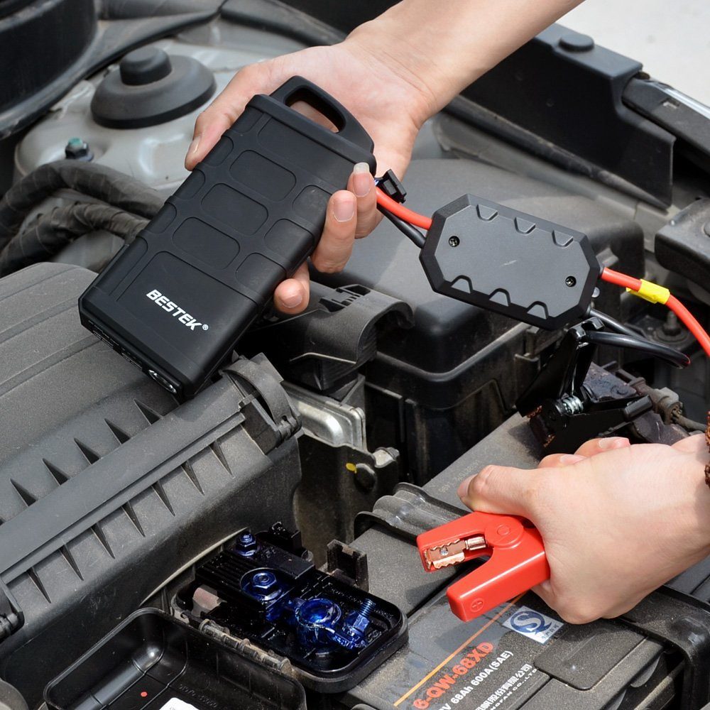Portable Car Jump Starter >> Portable Car Jump Starter Battery Booster Jumper Pack ...