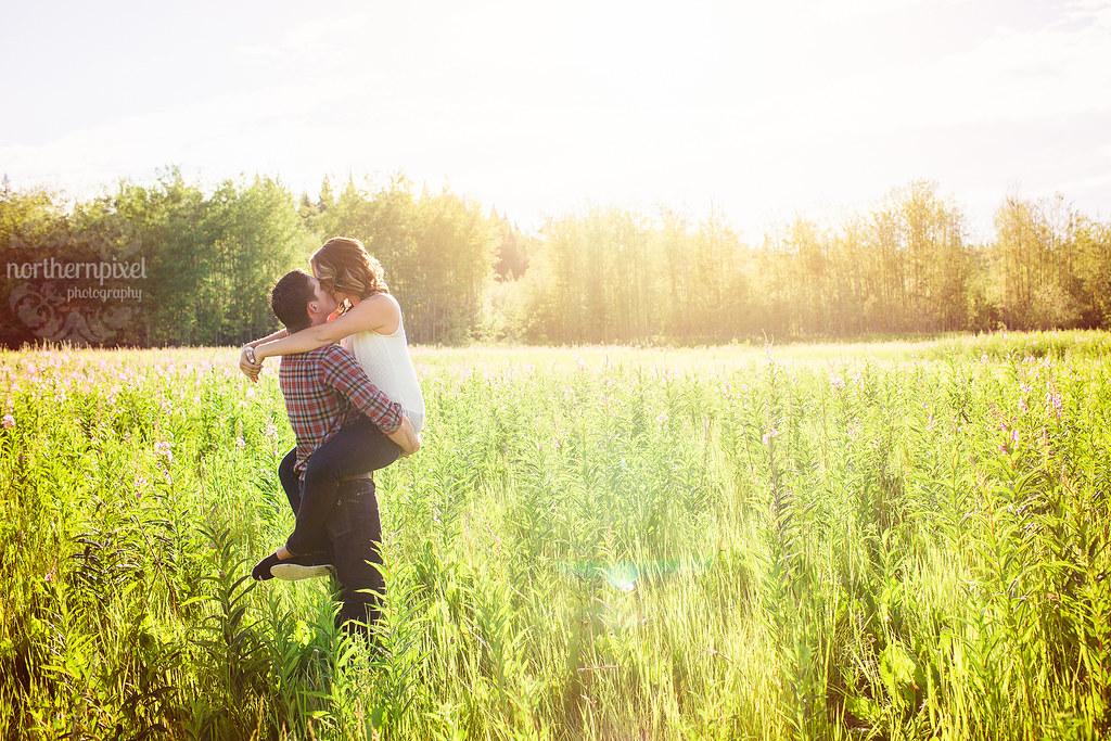 Engagement Photographer - Prince George BC