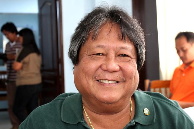 Pilar Mayor Gideon Ike R. Patricio