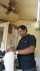 Packing items for post at Mapusa 403507 Goa (Sanjay Teli)
