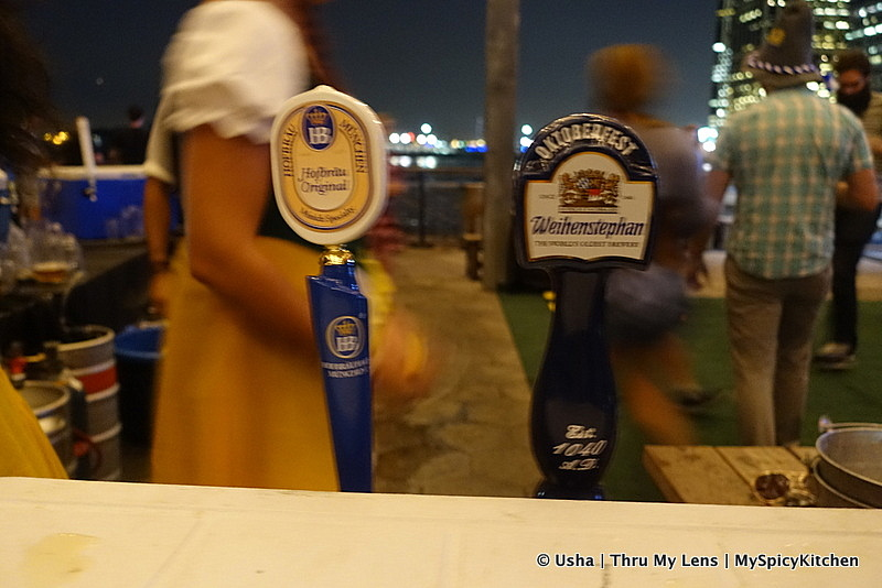 Oktoberfest 2015, South Street Seaport, Pier 15, South Street Seaport, Pier 15, East River Esplanade,