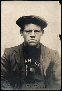 James White, seaman, arrested for thefts from the Tyne Sailors' Home