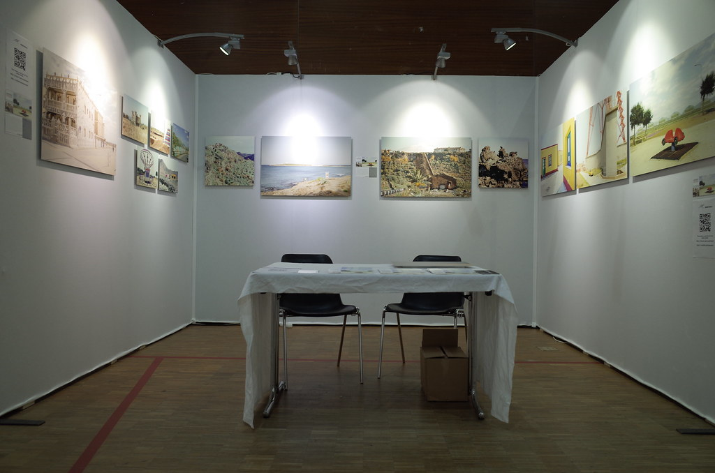 La Quatrieme Image 2015 - The Stand