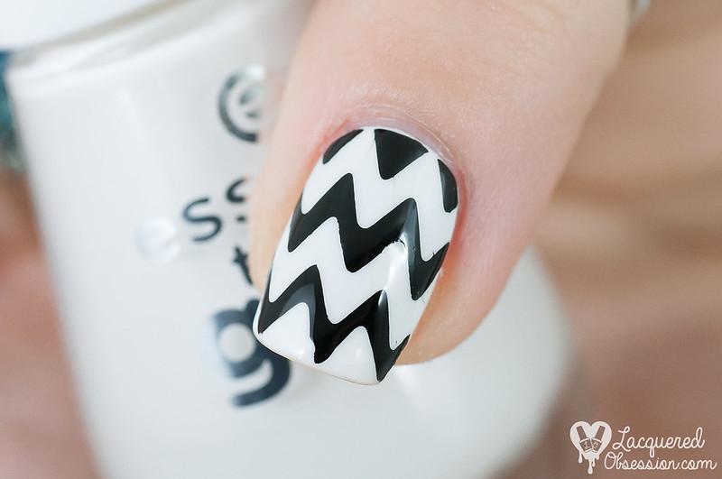 Born Pretty Store - nail guides stickers
