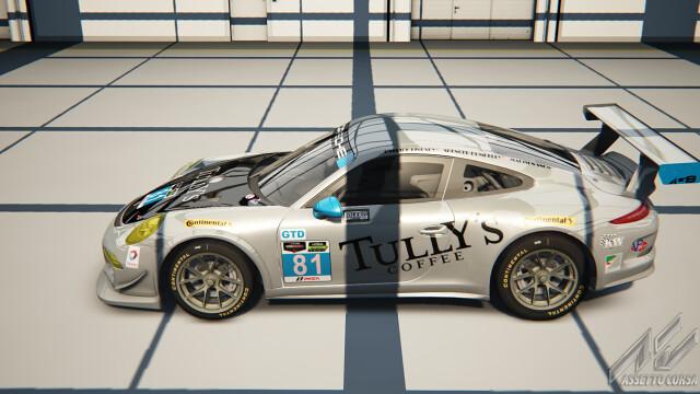 Porsche 991 GT3 GTAPorsche 991 GT3 GTA