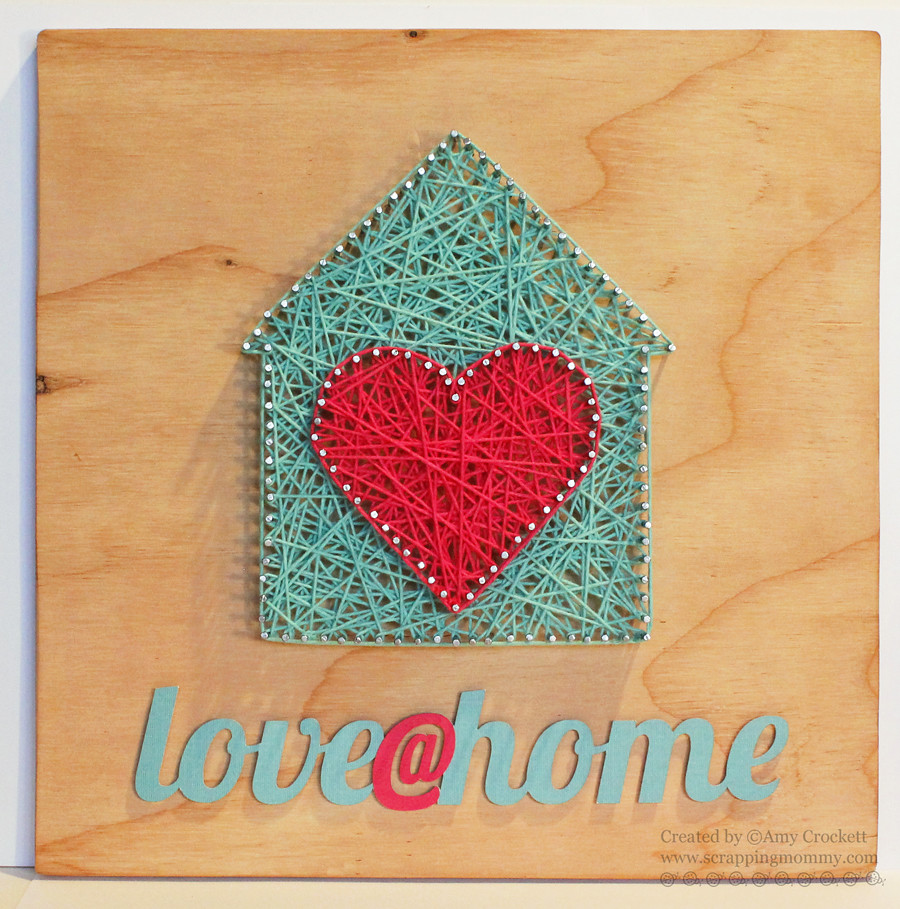 http://www.scrappingmommy.com/2015/11/string-art-project-and-tutorial.html