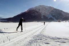 Ruhpolding - Mekka biatlonu běžkařům zaslíbená