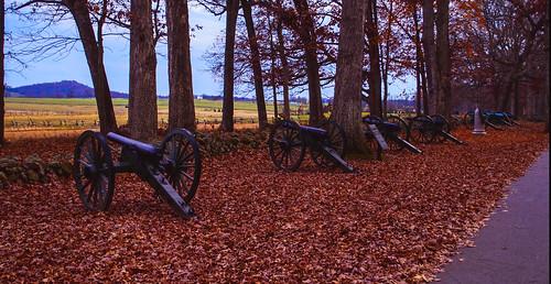 Seminary Artillery