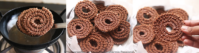 How to make Ragi Murukku Recipe - Step4