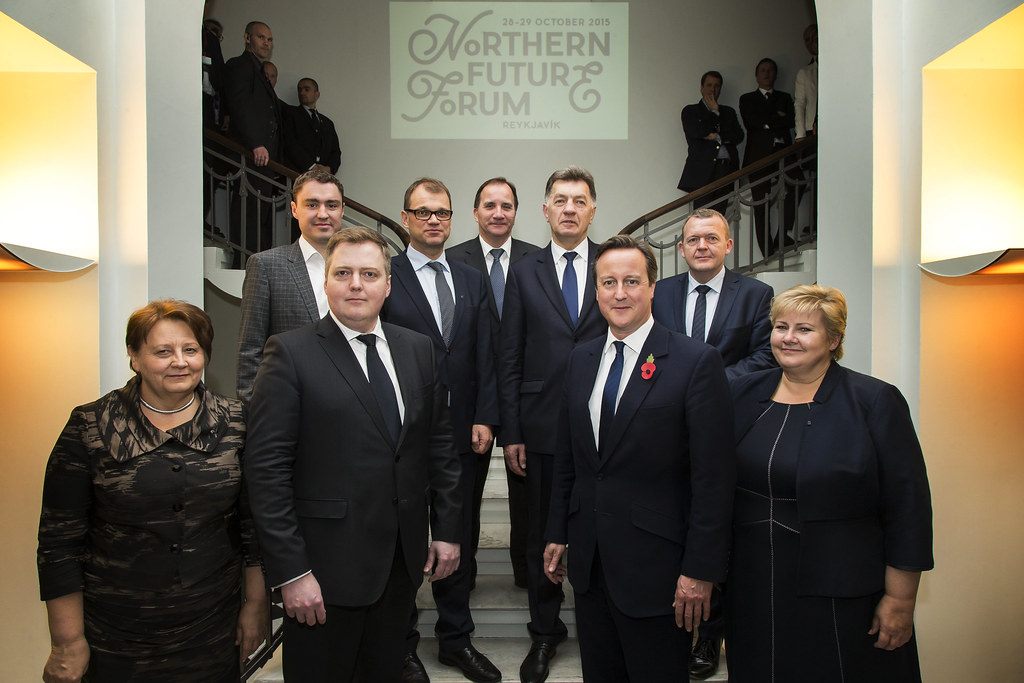 Baltic and Nordic Leaders In Reykjavik For Northern Summit