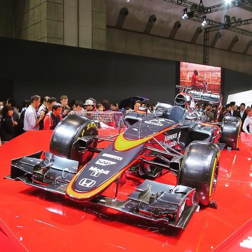 ホンダのF1 #東京モーターショー #ベストカーアンバサダー