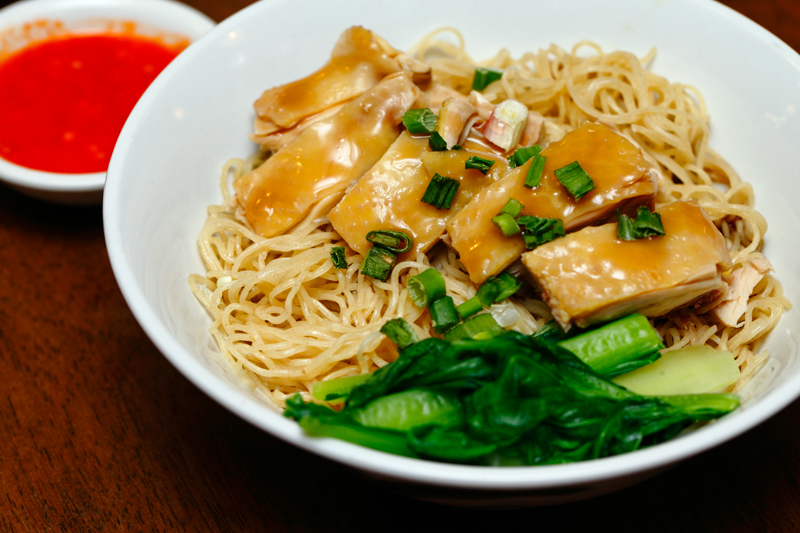 tzuk sheng lao-Bamboo-Noodles