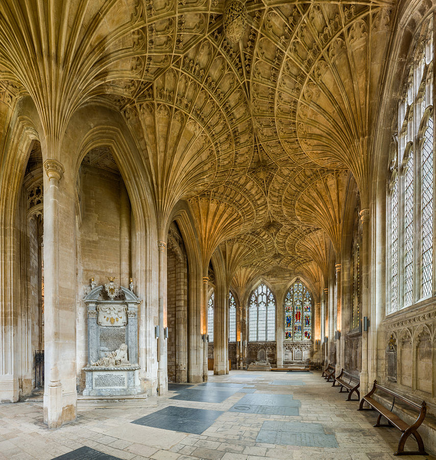 Peterborough Cathedral - The lady chapel. Credit: David Iliff