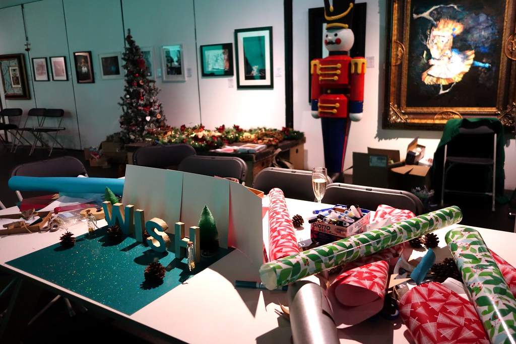 John Lewis Christmas: Wrapping, Decorations, Nutcracker