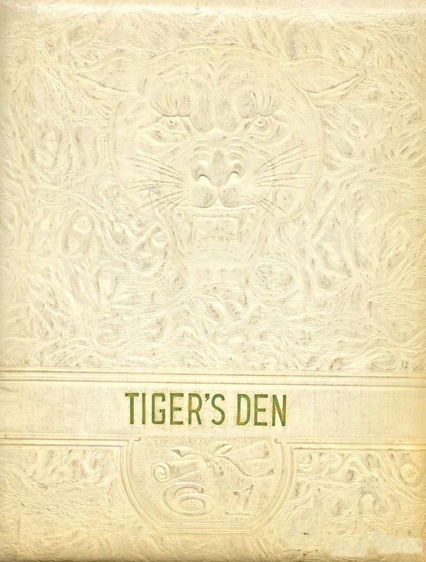 1961 Greenup County Yearbook
