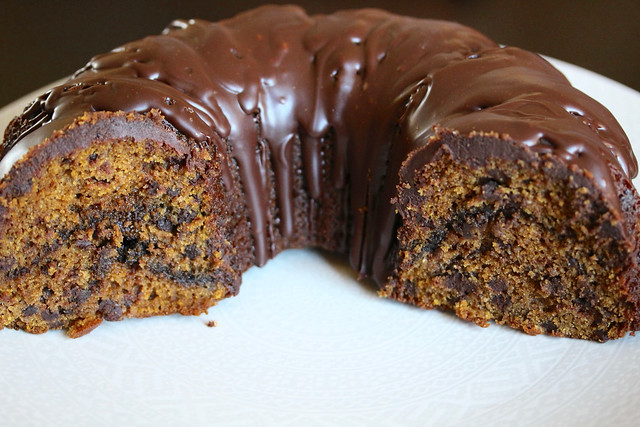 Pumpkin Chocolate Espresso Bundt - 35