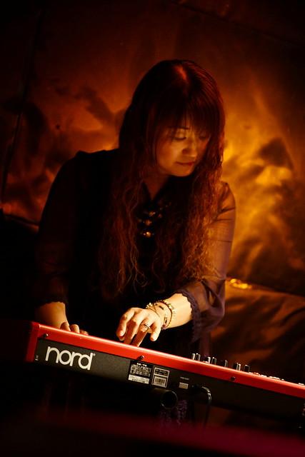 Tangerine live at Outbreak, Tokyo, 25 Nov 2015. 109