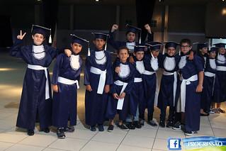 Cola��o de grau - Educa��o infantil e Ensino Fundamental I