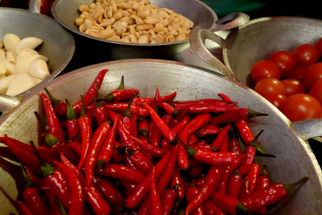 The British Street Food Festival 2015: Chillies
