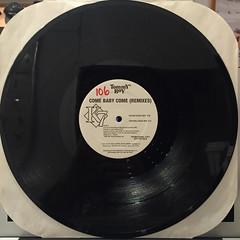 K7:COME BABY COME(REMIXES)(RECORD SIDE-A)
