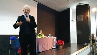 Casamassima- l'onorevole Luciano Violante risponde a la Voce del Paese (2)