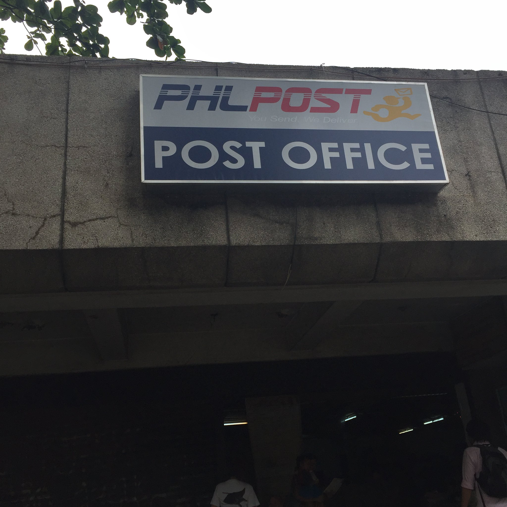 PhilPost office facade