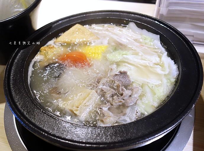 22 京澤日式石頭鍋物