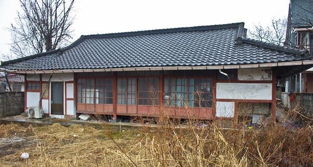 Early modern hanok, Ganggyeong-eup, South Korea
