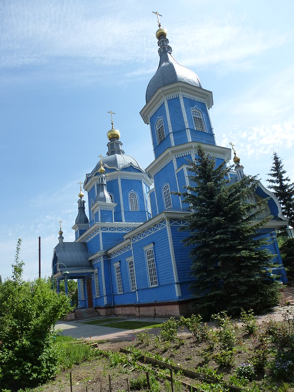 Spac Gospoden church