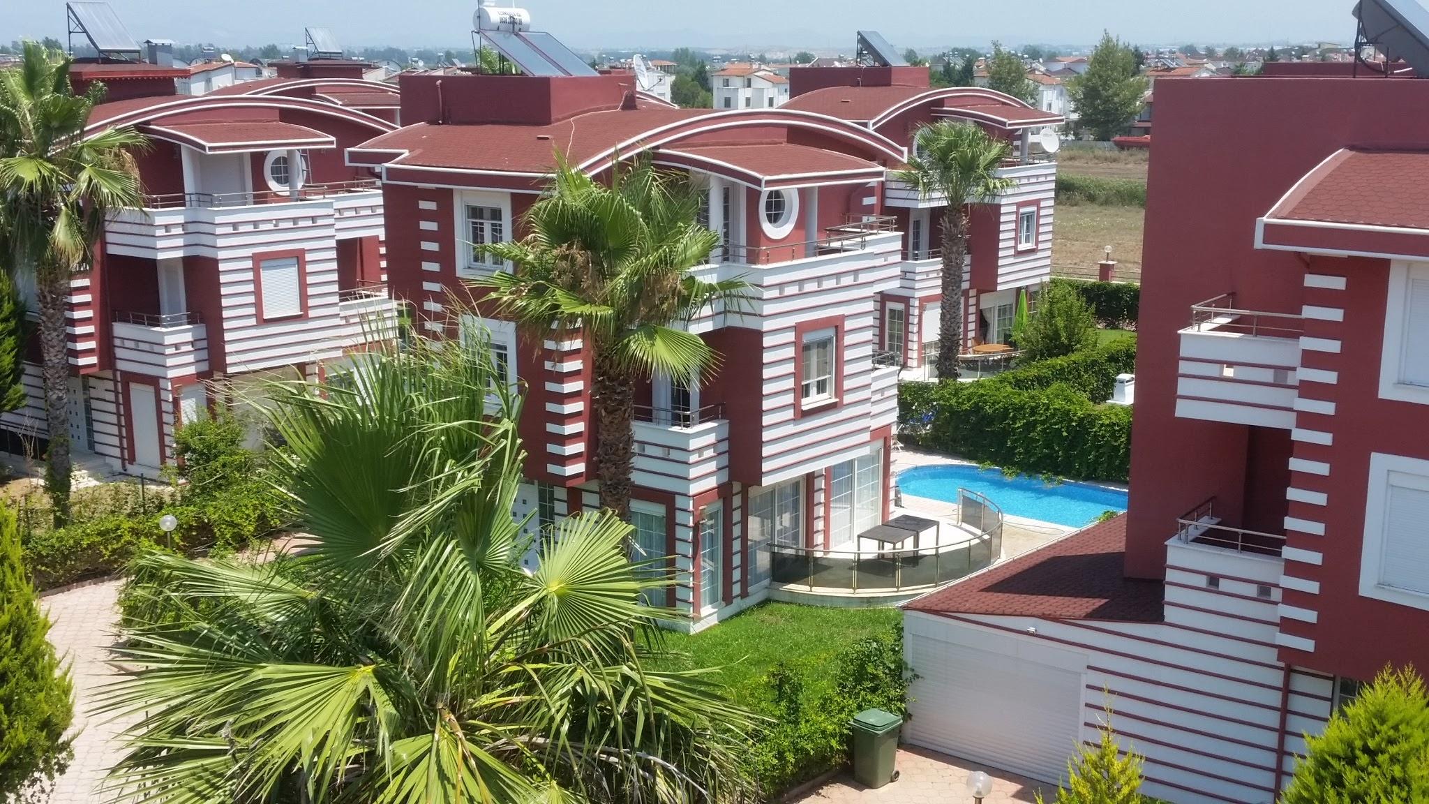 Belek, Serik/Antalya, Türkiye kiralık villa , kiralık yazlık, yazlık villa - 8659