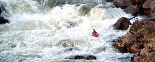 A River Full of Rapids