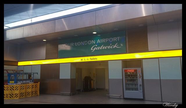 Viajar aeropuerto Heathrow Gatwick - Aeropuerto de Gatwick
