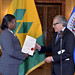 New Permanent Representative of Saint Vincent and the Grenadines to the OAS Presents Credentials