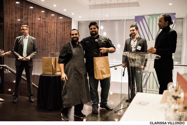 The Chilean Chef Challenge