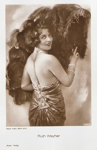 Ruth Weyher,