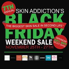 Black Friday Sale @ DeeTaleZ