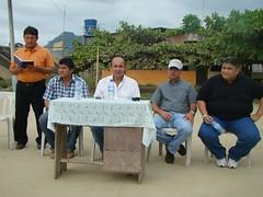 Reunión de Junta Parroquial de Ricaurte