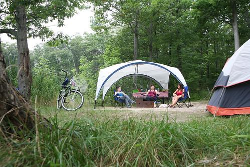 Sarnia camping