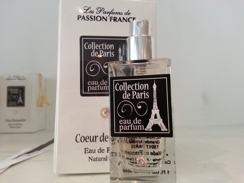 Passion France Fonbelle perfume