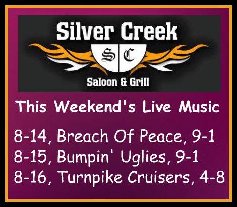 Silver Creek 8-14 thru 8-16-15