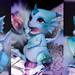 Chubby Water Dragon ! by Koala Krash