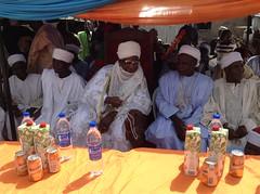 King Muhammadu Baba of Ushafa