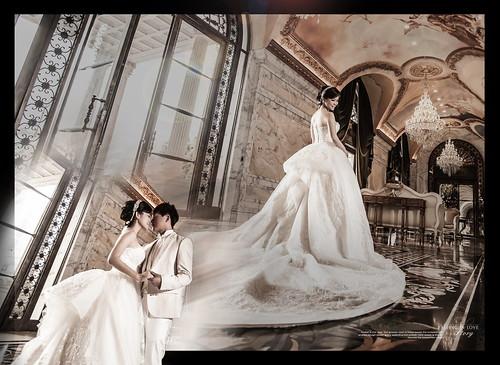 [推薦]低調政商名流的愛情故事都在高雄聖羅雅麗緻婚紗_陳美雅議員 (1)