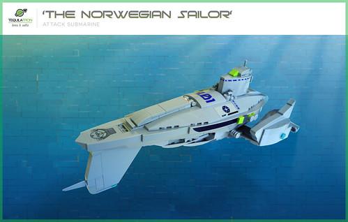 DA2 - Tequilatron attack submarine