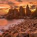 Prehistoric Pinnacles by Bjorn Baklien