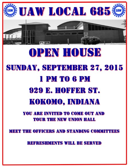 685 Open House
