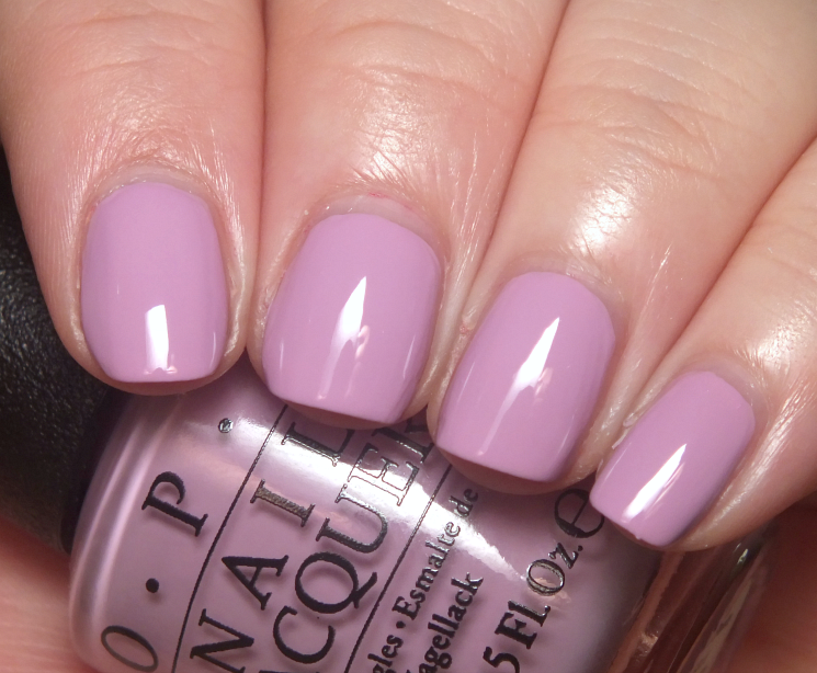 OPI Venice Collection Purple Palazzo Pants
