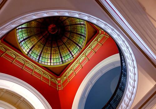 The Queen Victoria Building. Sydney.