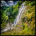 waterfall Partschins by P.Höcherl